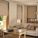 Cortina Enrollable Lavable Beige