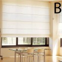 Roman Blinds White