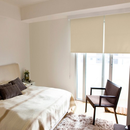 Washable Roller Blinds Sand Beige