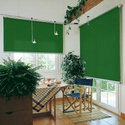 Waschbare Rollos Grüne Flagge