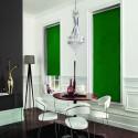 Washable Roller Blinds Flag Green