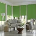 Washable Roller Blinds  Light Green